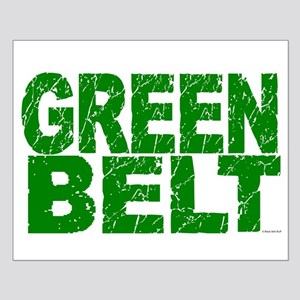 GREEN BELT 1 Small Poster