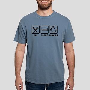 Eat sleep Movies T-Shirt