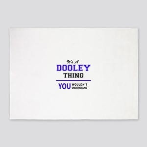 DOOLEY thing, you wouldn't understa 5'x7'Area Rug