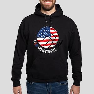 USA Volleyball Team Sweatshirt