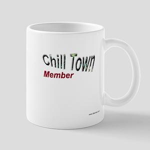"""Chilltown Member"" Big Brothe Mug"