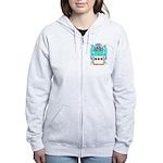 Schenman Women's Zip Hoodie