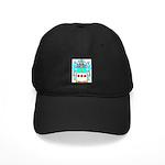 Scheintuch Black Cap