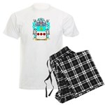 Scheinmann Men's Light Pajamas
