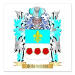 Scheinmann Square Car Magnet 3