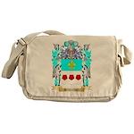 Scheinholz Messenger Bag