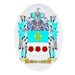 Scheingut Oval Ornament