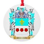 Scheinfeld Round Ornament