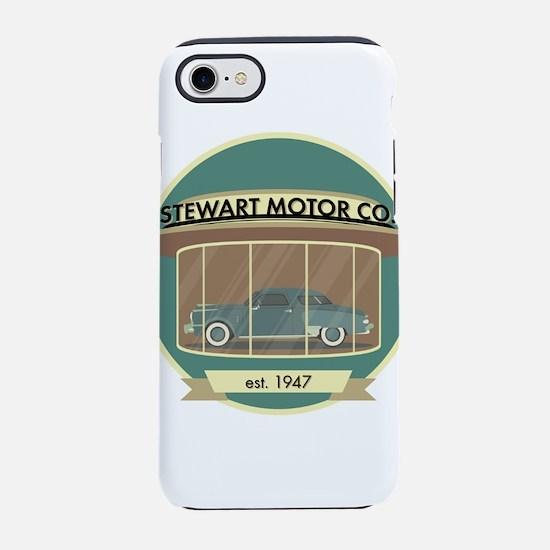 Stewart Motor Company iPhone 8/7 Tough Case