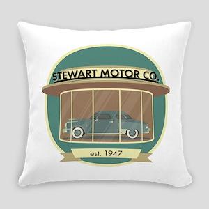 Stewart Motor Company Everyday Pillow