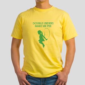 Double Unders Make Me Pee T-Shirt