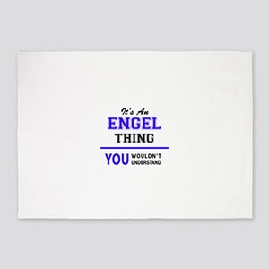 ENGEL thing, you wouldn't understan 5'x7'Area Rug