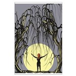 Greeting The Moon Poster Posters