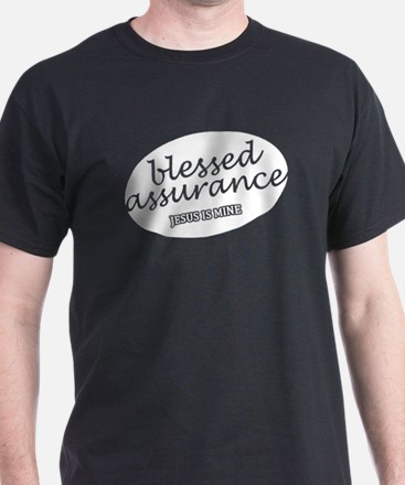 Blessed Assurance Jesus is Mine T-Shirt