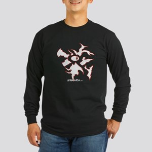 Straza Long Sleeve Dark T-Shirt
