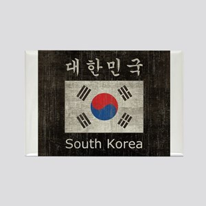 Vintage South Korea Magnets