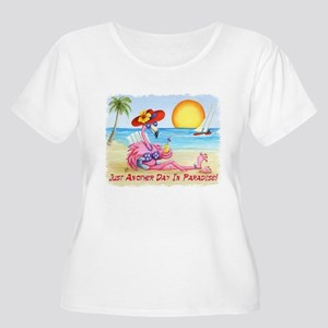 Just Another Day in... Plus Size T-Shirt