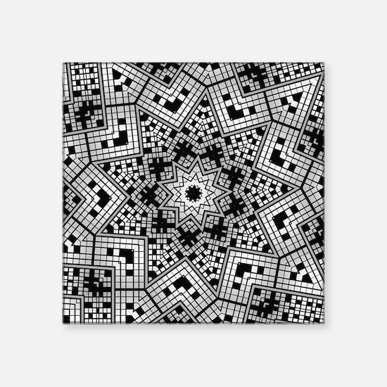 Shades of Grey Sticker
