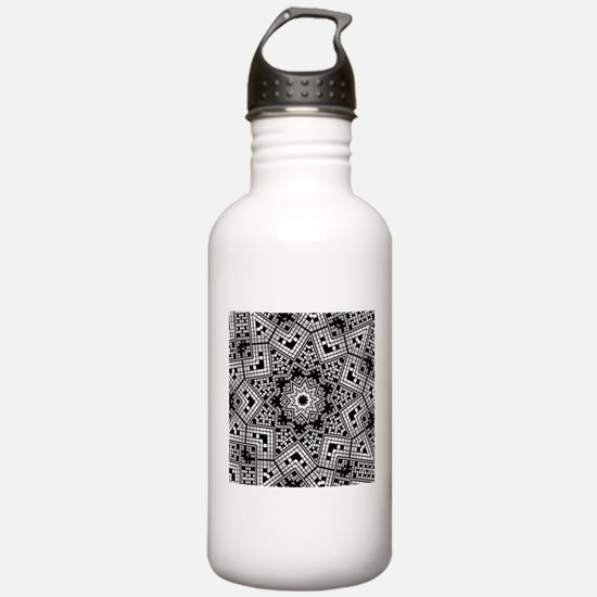 Shades of Grey Water Bottle
