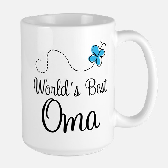 Oma (World's Best) Mugs