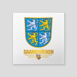 Saarbrucken Sticker