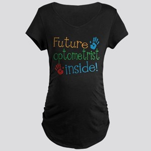 Future Optometrist Inside Maternity T-Shirt