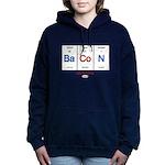 GrillJunkie RWB Periodic Women's Hooded Sweatshirt