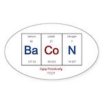 GrillJunkie RWB Periodic Bacon Sticker