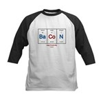 GrillJunkie RWB Periodic Bacon Baseball Jersey