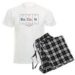 GrillJunkie RWB Periodic Baco Men's Light Pajamas