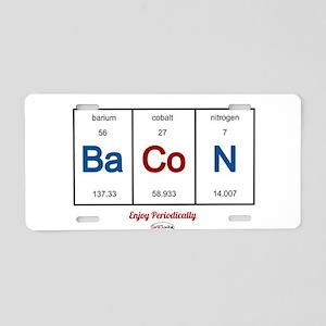 GrillJunkie RWB Periodic Ba Aluminum License Plate