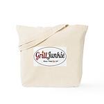 GrillJunkie Logo Tote Bag