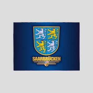 Saarbrucken 5'x7'Area Rug