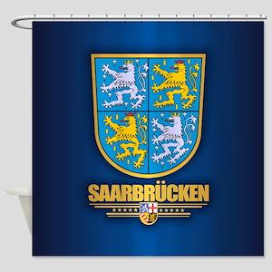 Saarbrucken Shower Curtain