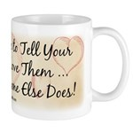The Best Time To Tell Your Spouse Coffee Mug Mugs