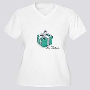 Blue Box Plus Size T-Shirt