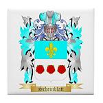Scheinblatt Tile Coaster