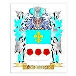Scheinberger Small Poster