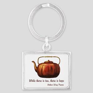 Tea & Hope Keychains