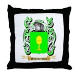 Scheiderman Throw Pillow