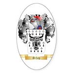 Schap Sticker (Oval)