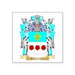 Schainman Square Sticker 3