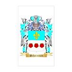 Schainman Sticker (Rectangle)