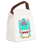 Schainman Canvas Lunch Bag