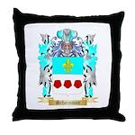 Schainman Throw Pillow