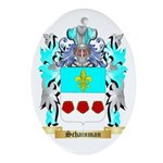 Schainman Oval Ornament