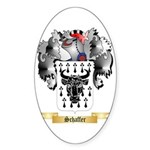 Schaffer Sticker (Oval 50 pk)