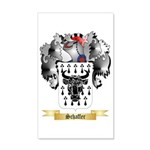 Schaffer 35x21 Wall Decal