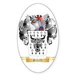 Schaffe Sticker (Oval)