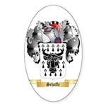 Schaffe Sticker (Oval 50 pk)